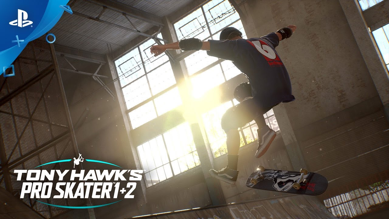 Prepare-se Para o Grind em Tony Hawk's Pro Skater 1 & 2