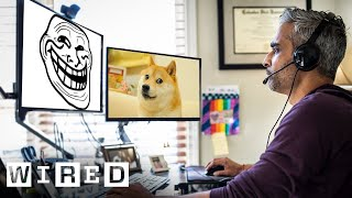 How Meme Detectives Stop NFT Fraud | WIRED