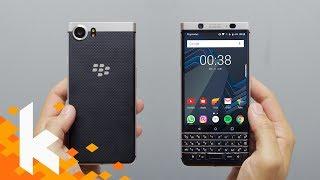 Tod und Auferstehung von BlackBerry: KeyOne Review!