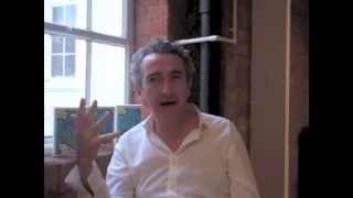 Simon Garfield talks MAPS