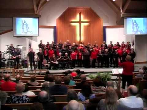 Easter Cantata, East to West, part 7 of 7, 3-28-10
