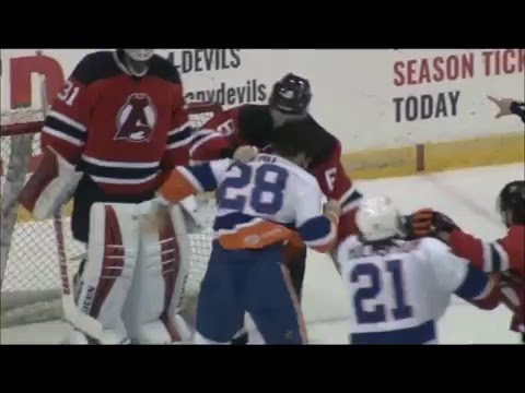 Damon Severson vs. Mike Halmo
