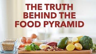 """Heart Surgeon Tears USDA Food Pyramid In Half: """"It's dead wrong."""""""