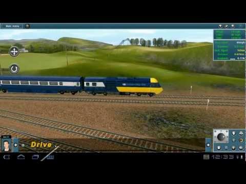 Video of Trainz Simulator