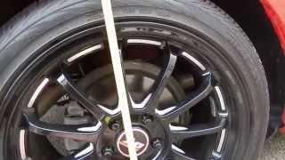 Eibach Pro Kit vs  Hotchkis Sport Springs - Scion FRS and Subaru BRZ