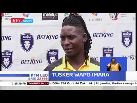 Timu ya Tusker Fc yapimwa virusi vya Korona, wachezaji waelezea imani yao kushinda ligi kuu