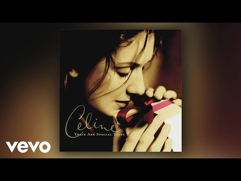Céline Dion - These Are the Special Times (Official Audio)