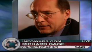 Richard Gage on Alex Jones Tv - You Can't Stop 911 Truth - 06/2009 - Teil 2/3