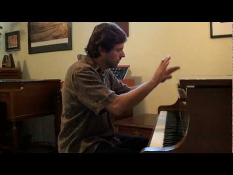 Sing Sing Sing - Matt Riddle, piano