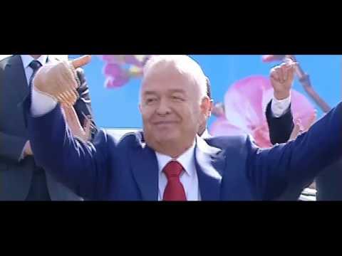 Bunyodbek Saidov - Davlat tadbirida