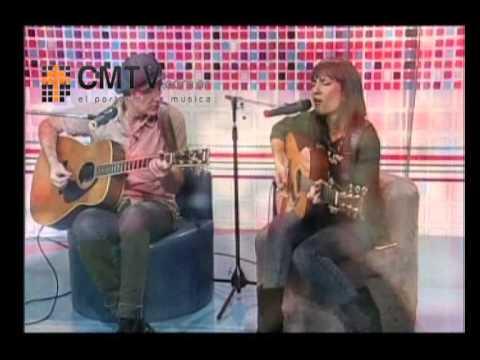 Amaral video Hacia lo salvaje - Estudio CM 14/11/2012