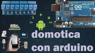 Arduino Projects: Domotica - Modellino