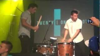 Guns for Hands LIVE - Twenty One Pilots
