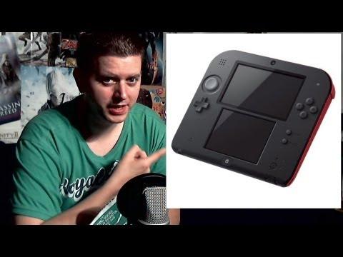 Nintendo 2DS - Meine Meinung