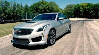 [KBB] 2016 CTS-V - First Look