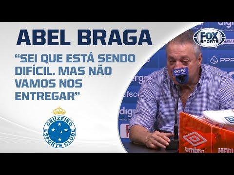 EMPATE NO MINEIRÃO! Cruzeiro empata com Fluminense e continua no Z-4; veja entrevista de Abel Braga