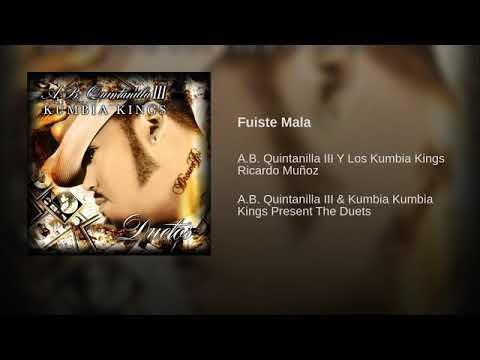 Fuiste Mala - Kumbia Kings