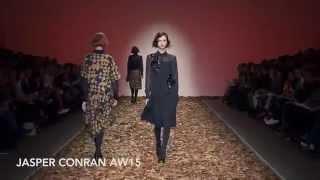 Jasper Conran AW15 at London Fashion Week