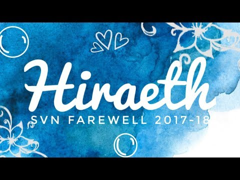 HIRAETH | Sivagiri Vidyaniketan Farewell 2017 - 2018 | FACT Studio