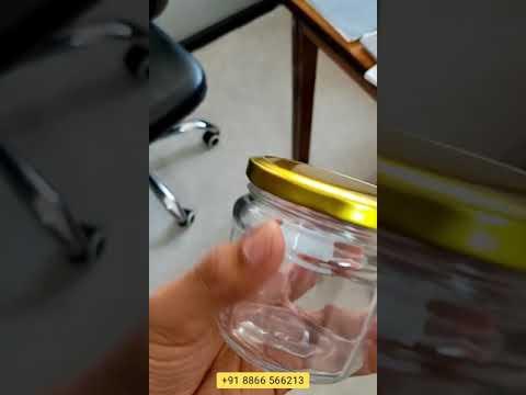 300ml Gijaro Glass Jar