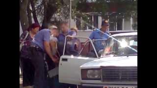 Ментовский беспредел в белоруссии