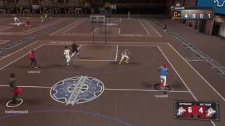 NBA 2k17 RAGE Gameplay w/friends