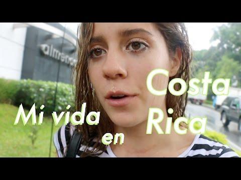 Mi vida en Costa Rica | Vlog 1