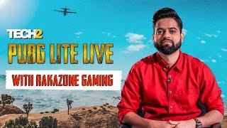 PUBG Lite Live with Rakazone Gaming | Rakazone Gaming LIVE