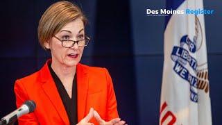 Gov. Kim Reynolds updates Iowans on the COVID-19 outbreak in Iowa (3.30.20)