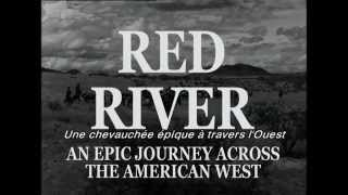 Play video - bande annonce La Riviere Rouge (Red River - 1948 - d'Howard Hawks)