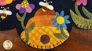 Wool Appliqué Tips, Tools, & Techniques