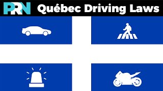 10 Québec Driving Laws You May Not Know