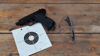 Walther PPK/S Review / Test Co2 4,5mm BB