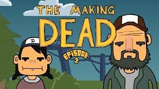 Ходячие мертвецы (TWD) episode 2: Незваный гость