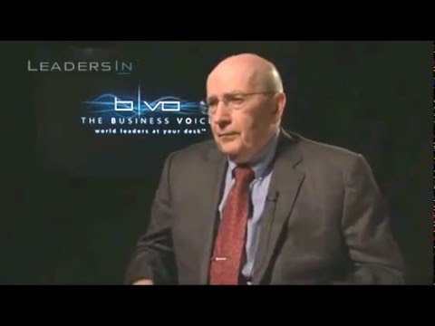Still Image from the video: Philip Kotler Full Interview