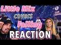 [KUSH REACTS] Little Mix - Falling (Harry Styles Cover) REACTION