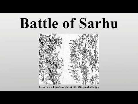 Battle of Sarhu
