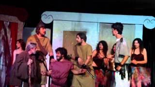 Eylül Ateşi Tiyatro Kulübü - Dün Gece Yolda Giderken Çok Komik Bir Şey Oldu 6