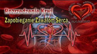 Rozrzedzenie Krwi, Zapobieganie Zawałom Serca i Udarom Naturalnymi Metodami. Aliaksandr Haretski