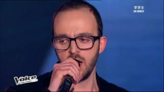 The Voice 2012 | Louis Delort, Atef Sedkaoui & Jhony Maalouf  - Belle () | Prime 4