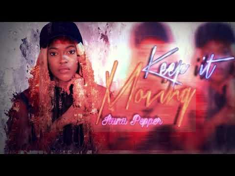 Itunu Pepper - Keep it moving | Vex Mode EP