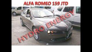 Alfa romeo 159 jtd hidrojen yakıt tasarruf sistem montajı