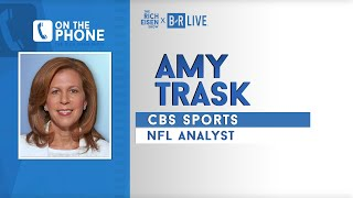 CBS Sports' Amy Trask Talks Raiders, Kaepernick & More with Rich Eisen | Full Interview | 11/14/19
