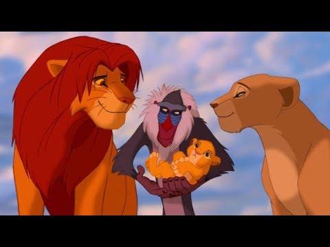Le roi lion  1994  dessin anim   film  plet en francais   meilleurs moments hd