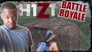 EPIC MILITARY STYLE SHOOTOUT! - Battle Royale H1Z1 Gameplay  | H1Z1 BR Gameplay