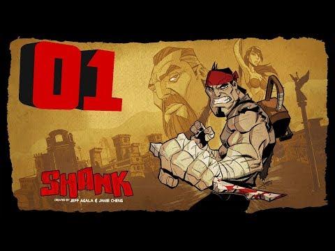 Shank Прохождение Часть 1 Hard