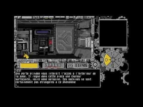 Les Portes du Temps Atari