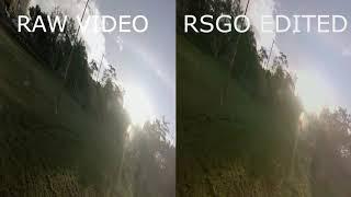#fpv #emuflight **raw vs rsgo**