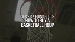 How to Choose a Basketball Hoop for Your Home