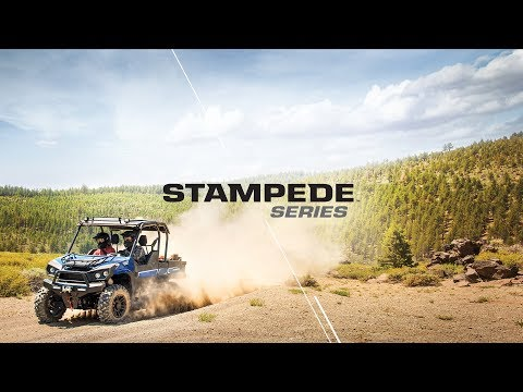 2018 Arctic Cat Stampede X in Francis Creek, Wisconsin - Video 1